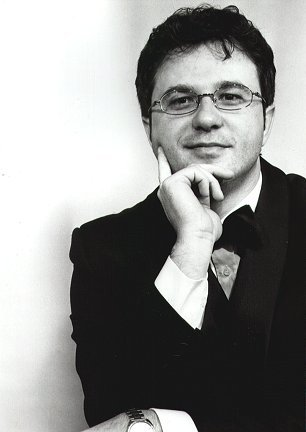 Ritratto di Stefano Canazza